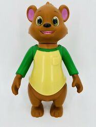 Just Play Disney Jr Goldie And Bear 7.5 Poseable Plastic Figure Toy Photography