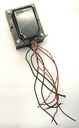 Power Transformer For Vacuum Tube Amplifiers New 380vac 7.4vac Open Circuit Test