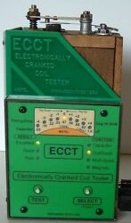 Model T Coil Tester - Accurately Adjust Buzz Trembler Ignition Coils With Ecct