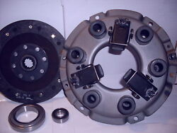 Fits Satoh S650 S650g Or 560 Tractor Clutch With Solid Center Disc