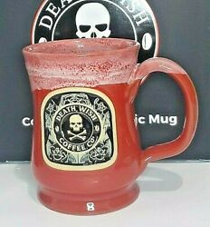 2021 Death Wish Coffee Mother Functioner Mug 1677 /2500 Sold Out