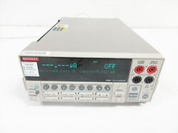 Keithley 2400 Digital Sourcemeter Source Meter 200v 1a 20w A