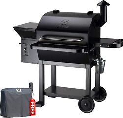 Z Grills Zpg-10002b Wood Pellet Grill And Electric Smoker Bbq Combo, 2021 Update