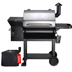 Z Grills Zpg-10002b2e Wood Pellet Grill And Electric Smoker Bbq Combo, 2021 Update