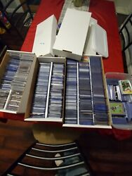 Sports Cards Collection - Huge Sports+/vintage/graded/rcand039s/autos/coins/rares