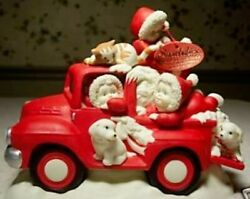 Dept.56 Snowbabies On The Farm To Grandmother's House We Goretiredbox Included
