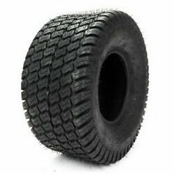 Two 15x6.00-6 15/600-6 Turf 4 Ply Tractor Lawn Mower Garden Tractor Tires 15 600