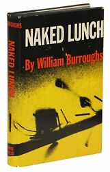 William Burroughs / Naked Lunch 1st Edition 1962