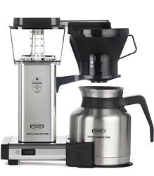 Technivorm Kbts 79212 Moccamaster Coffee Maker With 32 Oz. Thermal Carafe Tested