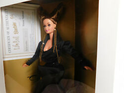 Life Ball Barbie Haute Couture Collection Vivienne Westwood - Wooden Case Nrfb