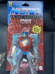 Masters Of The Universe Origins Stratos New Classics Motu