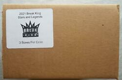 Case Break King And Stars And Legends 2021 Trading Cards