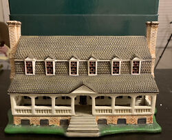 Lang And Wise Colonial Williamsburg Christiana Campbelland039s Tavern 20489711 W/box