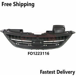 New For Ford Fiesta Front Grille Mounting Pane Fit 2011-13 Ae8z8a284ca Fo1223116
