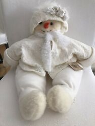 Bonnie Sewell Designs Christmas Andldquofriends From A Winter Wonderland Andldquo 1996