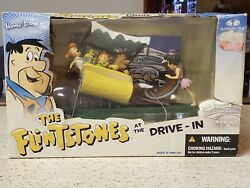 The Flinstones At The Drive In Toy New In Box