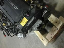 Engine 13 14 Chevy Cruze 1.8l Vin H 8th Digit Opt Luw At 2550190