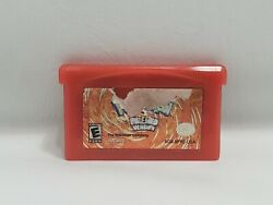 Gba Pokemon Firered Version Game Boy Advance 2004 Authentic Original Game