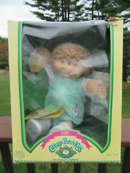 Sh/1985 Buddy Max Cabbage Patch Kids/doll/vintage/new In Box/buddy Max/3900