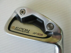 Epon Golf Af-505 Irons 6 Set 6-9 Pw Aw Flex S Dynamic Gold S200