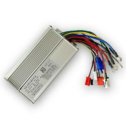 48v 60v Bicycle Controller English Manual Replacement Electric Durable
