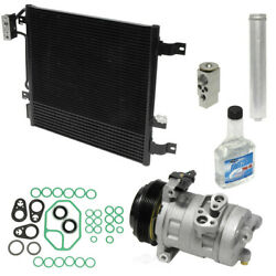 A/c Compressor And Component Kit-auto Trans 4 Speed Trans Transmission Uac