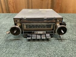 Clarion Car Stereo 8 Track Player Model Pe-703 Vintage Untested