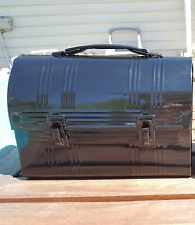 Vintage 1950s American Thermos Products Company Metal Lunch Boxes Made In Usa