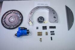"""Transmission Adapter Kit Ford 239 / 252 / 272 / 292 / 312 """"y""""-block To Ford Aod"""