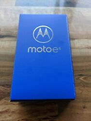 Brand New Unlocked Motorola Moto E6 16gb Black Xt2005-5 Android Google Smartphon