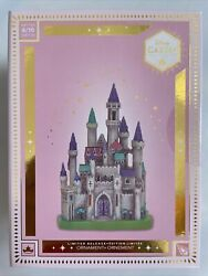 Disney Castle Collection Aurora Sleeping Beauty Ornament Limited Edition