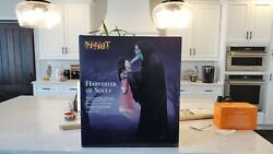 6.3 Ft Harvester Of Souls Animatronic Spirit Halloween And Sold Out
