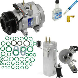 New A/c Compressor Kit With Clutch For Mountaineer