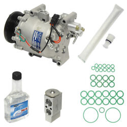 New A/c Compressor Kit With Clutch Ac For 08-11 Civic 2.0l - 2 Door Coupe Only