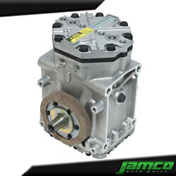 New York Style A/c Compressor Body For Pacer Bronco Econoline See Compatibility