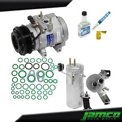 New A/c Compressor Kit For Mercury Mountaineer 4.6l Jp2108kt See Fitment Notes