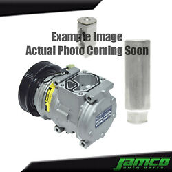 New A/c Compressor Short Kit For Kia Forte 2.0l Jp5555ck See Fitment Notes