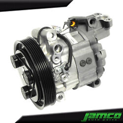 New A/c Compressor For Nissan 200sx 1.6l See Fitment Notes