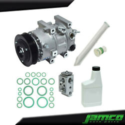 New A/c Compressor Kit For Kia Optima 1.6l Jp5438kt See Fitment Notes