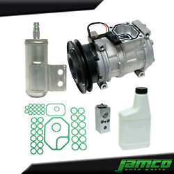 New A/c Compressor Kit For Plymouth Prowler 3.5l Jp5429kt See Fitment Notes