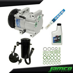 New A/c Compressor Kit For Ford Bronco 5.0l Jp1276kt See Fitment Notes