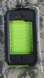 Otterbox 77-25794 Armor Case For Apple Iphone 4/4s Neon Green Water, Dust Proof