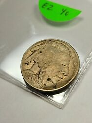 1913 5c Buffalo Nickel Type 2 First Year Collectible Coin Ez40