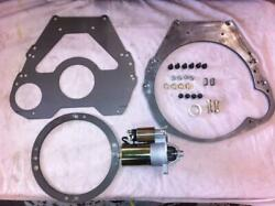 Transmission Adapter Kit Ford 351m / 400 To Ford Aod