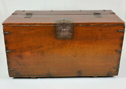 Antique Chinese Huanghuali Chest18thc