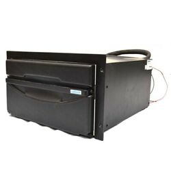 Isotherm Boat Pull Out Refrigerator 3003502 | 1.3 Cubic Feet Black