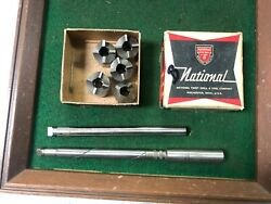 Machinist Lathe Mill Lot Of Spot Facer Counter Bore End Mill Cutters B Drg