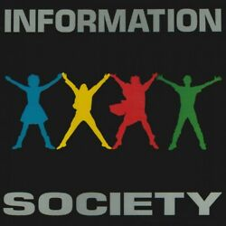 INFORMATION SOCIETY s t LP NEW VINYL Tommy Boy What#x27;s On Your Mind
