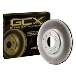 For Suzuki Sx4 Sx4 Crossover Front Set Of 2 Disc Brake Rotor Centric Parts