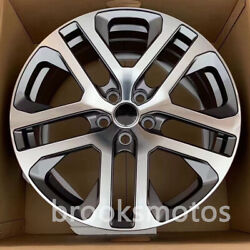 20 New Gray Style Wheels Rims Fits For 2019+ Land Rover Defender 20x8.5